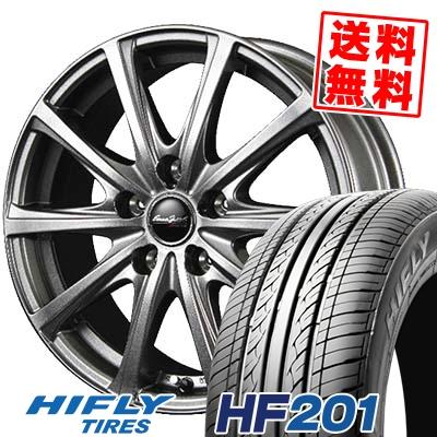 195/65R15 91V HIFLY ハイフライ HF201 HF201 EuroSpeed V25 ユーロスピード V25 サマータイヤホイール4本セット