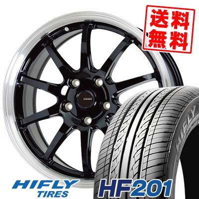 205/65R15 94V HIFLY ハイフライ HF201 エイチエフ ニイマルイチ G.speed P-04 ジースピード P-04 サマータイヤホイール4本セット