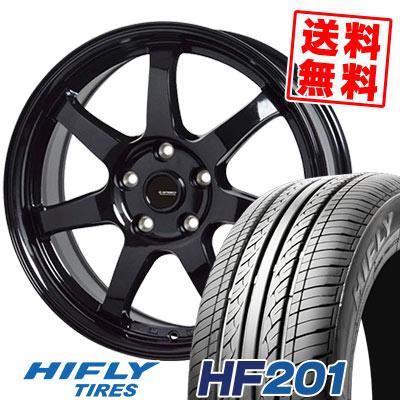 205/60R16 92V HIFLY ハイフライ HF201 エイチエフ ニイマルイチ G.speed G-03 Gスピード G-03 サマータイヤホイール4本セット
