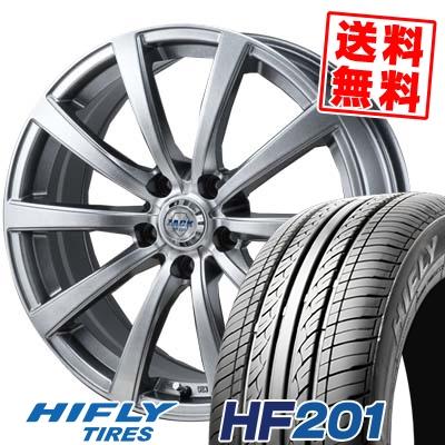205/55R16 91V HIFLY ハイフライ HF201 HF201 ZACK JP-110 ザック JP110 サマータイヤホイール4本セット