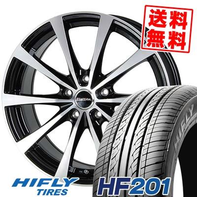 205/70R15 96H HIFLY ハイフライ HF201 HF201 Laffite LE-03 ラフィット LE-03 サマータイヤホイール4本セット