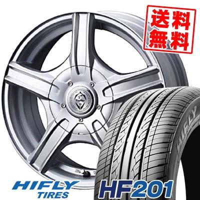 155/70R13 75T HIFLY ハイフライ HF201 HF201 Treffer MH トレファーMH サマータイヤホイール4本セット