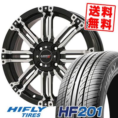 165/60R14 75H HIFLY ハイフライ HF201 エイチエフ ニイマルイチ B-MUD X Bマッド エックス サマータイヤホイール4本セット