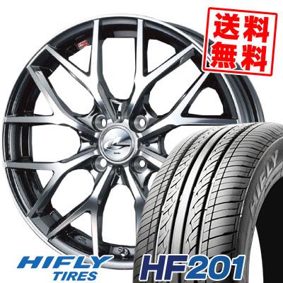165/60R15 HIFLY ハイフライ HF201 HF201 weds LEONIS MX ウェッズ レオニス MX サマータイヤホイール4本セット