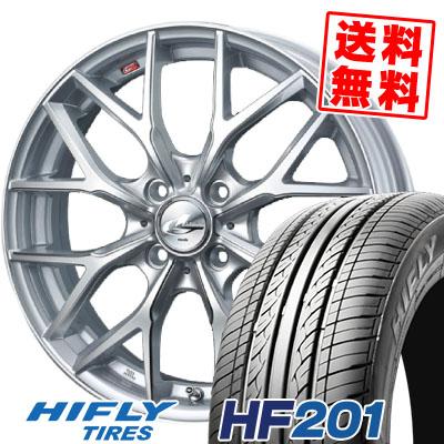 165/60R15 77H HIFLY ハイフライ HF201 HF201 weds LEONIS MX ウェッズ レオニス MX サマータイヤホイール4本セット