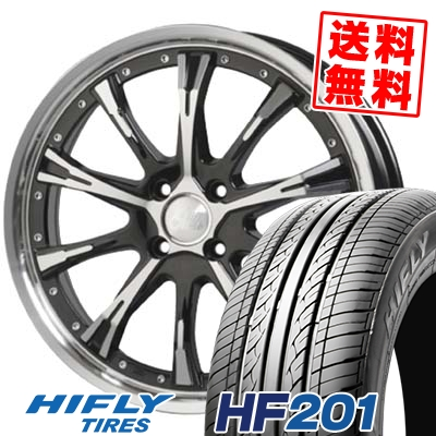 165/60R15 77H HIFLY ハイフライ HF201 HF201 Cliff Climb TC-02 クリフクライム TC02 サマータイヤホイール4本セット