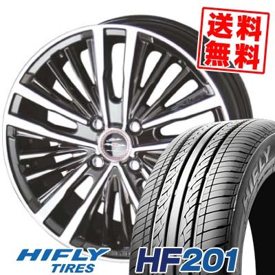 165/60R15 HIFLY ハイフライ HF201 HF201 SHALLEN XR-75 MONOBLOCK シャレン XR75 モノブロック サマータイヤホイール4本セット