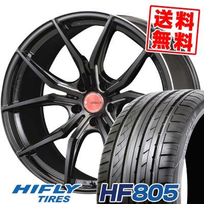 245/45R19 102W XL HIFLY ハイフライ HF805 HF805 RAYS GRAMLIGHTS 57FXX レイズ グラムライツ 57FXX サマータイヤホイール4本セット