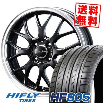 165/50R15 72V HIFLY ハイフライ HF805 HF805 Eoro Sport Type 805 ユーロスポーツ タイプ805 サマータイヤホイール4本セット