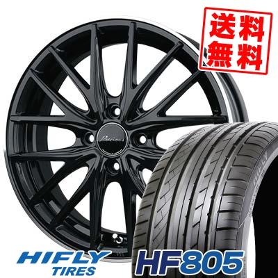 215/45R17 HIFLY ハイフライ HF805 エイチエフ ハチマルゴ Precious AST M1 プレシャス アスト M1 サマータイヤホイール4本セット