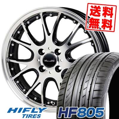 205/55R15 88V HIFLY ハイフライ HF805 エイチエフ ハチマルゴ Precious AST M2 プレシャス アスト M2 サマータイヤホイール4本セット