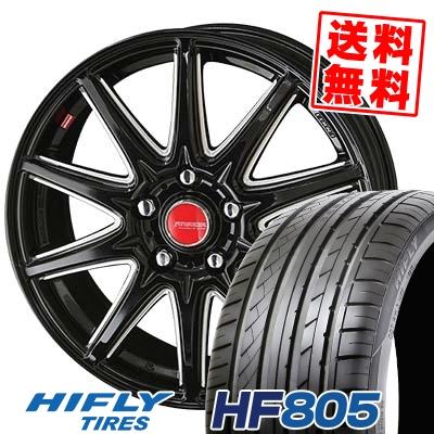 205/55R16 94W XL HIFLY ハイフライ HF805 エイチエフ ハチマルゴ RIVAZZA CORSE リヴァッツァ コルセ サマータイヤホイール4本セット