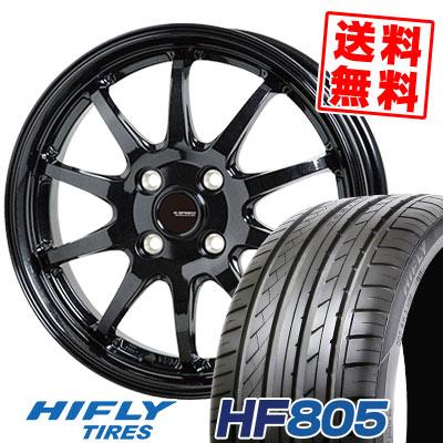 195/45R16 84V XL HIFLY ハイフライ HF805 エイチエフ ハチマルゴ G.speed G-04 Gスピード G-04 サマータイヤホイール4本セット