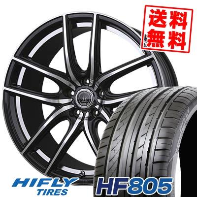 235/45R17 97W XL HIFLY ハイフライ HF805 エイチエフ ハチマルゴ LOXARNY KERAS ロクサーニ ケラス サマータイヤホイール4本セット