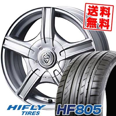 215/55R16 97V XL HIFLY ハイフライ HF805 HF805 Treffer MH トレファーMH サマータイヤホイール4本セット
