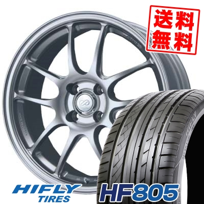205/45R17 88W XL HIFLY ハイフライ HF805 HF805 ENKEI PerformanceLine PF-01 エンケイ パフォーマンスライン PF01 サマータイヤホイール4本セット