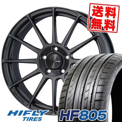 225/50R17 98W XL HIFLY ハイフライ HF805 エイチエフ ハチマルゴ ENKEI PF03 エンケイ PF03 サマータイヤホイール4本セット