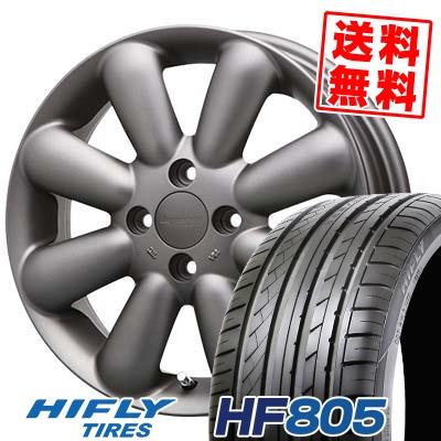 165/50R15 72V HIFLY ハイフライ HF805 エイチエフ ハチマルゴ HYPERION PINO+(Plus) ハイペリオン ピノ+(プラス) サマータイヤホイール4本セット