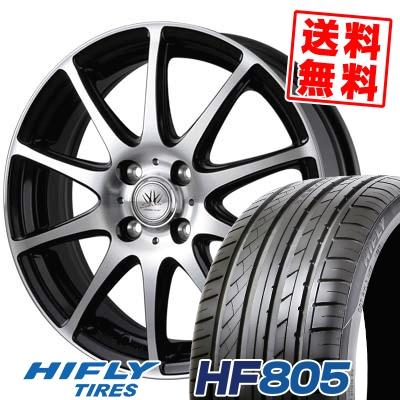 185/55R16 HIFLY ハイフライ HF805 HF805 BADX LOXARNY SPORT RS-10 バドックス ロクサーニ スポーツ RS-10 サマータイヤホイール4本セット