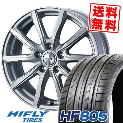 215/45R18 93W XL HIFLY ハイフライ HF805 エイチエフ ハチマルゴ JOKER SHAKE ジョーカー シェイク サマータイヤホイール4本セット【取付対象】