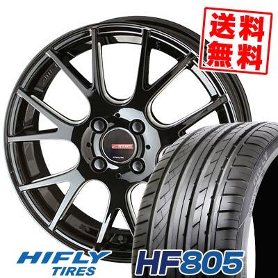 165/50R15 72V HIFLY ハイフライ HF805 エイチエフ ハチマルゴ CIRCLAR RM-7 サーキュラー RM-7 サマータイヤホイール4本セット