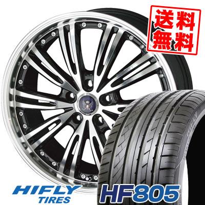 215/50R17 95W XL HIFLY ハイフライ HF805 HF805 STEINER WX5 シュタイナー WX5 サマータイヤホイール4本セット【取付対象】