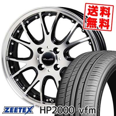 215/45R16 90W XL ZEETEX ジーテックス HP2000vfm HP2000vfm Precious AST M2 プレシャス アスト M2 サマータイヤホイール4本セット