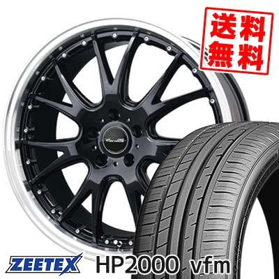 215/60R17 96H ZEETEX ジーテックス HP2000vfm HP2000vfm Precious AST M2 プレシャス アスト M2 サマータイヤホイール4本セット
