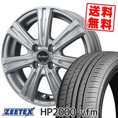 215/45R16 90W XL ZEETEX ジーテックス HP2000vfm HP2000vfm EuroSpeed C-07 ユーロスピード C-07 サマータイヤホイール4本セット