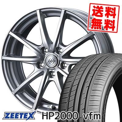 235/45R18 ZEETEX ジーテックス HP2000vfm HP2000vfm JOKER HUNTER ジョーカー ハンター サマータイヤホイール4本セット