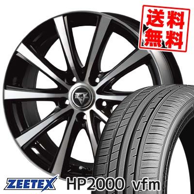 235/45R18 98Y XL ZEETEX ジーテックス HP2000vfm HP2000vfm Razee XV レイジー XV サマータイヤホイール4本セット