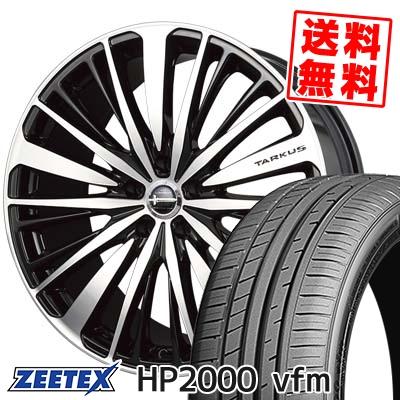 215/60R17 96H ZEETEX ジーテックス HP2000vfm HP2000vfm BADX LOXARNY TARKUS バドックス ロクサーニ タルカス サマータイヤホイール4本セット