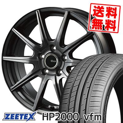 215/45R17 91W XL ZEETEX ジーテックス HP2000vfm HP2000vfm V-EMOTION GS10 Vエモーション GS10 サマータイヤホイール4本セット