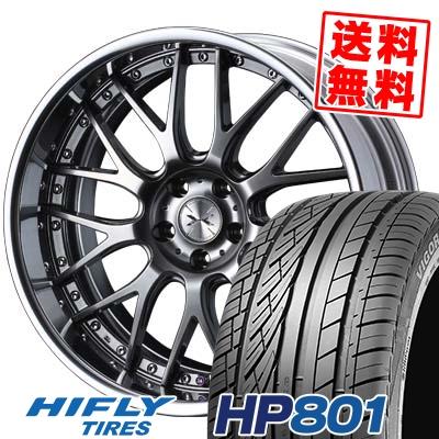 245/45R20 99W HIFLY ハイフライ HP801 HP801 weds MAVERICK 709M ウエッズ マーべリック 709M サマータイヤホイール4本セット