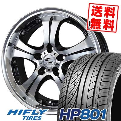 215/60R17 96H XL HIFLY ハイフライ HP801 HP801 BADX S-HOLD ANHELO バドックス エスホールド アネーロ サマータイヤホイール4本セット