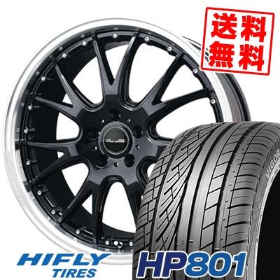 235/55R18 100V HIFLY ハイフライ HP801 エイチピー ハチマルイチ Precious AST M2 プレシャス アスト M2 サマータイヤホイール4本セット