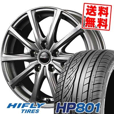 215/60R17 96H XL HIFLY ハイフライ HP801 HP801 EuroSpeed V25 ユーロスピード V25 サマータイヤホイール4本セット