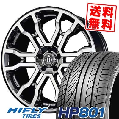 255/45R20 105V XL HIFLY ハイフライ HP801 HP801 RAYS FULL CROSS CROSS SLEEKERS T6 レイズ フルクロス クロススリーカーズ T6 サマータイヤホイール4本セット