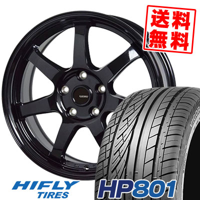 235/55R18 G.speed 100V HIFLY ハイフライ HP801 エイチピー ハチマルイチ エイチピー G.speed 100V G-03 Gスピード G-03 サマータイヤホイール4本セット, 北村:60f59fed --- sunward.msk.ru
