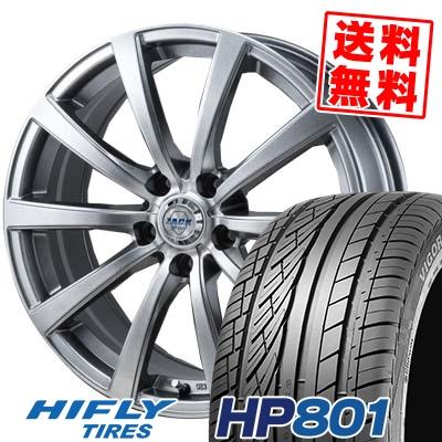 235/55R18 100V HIFLY ハイフライ HP801 HP801 ZACK JP-110 ザック JP110 サマータイヤホイール4本セット【取付対象】