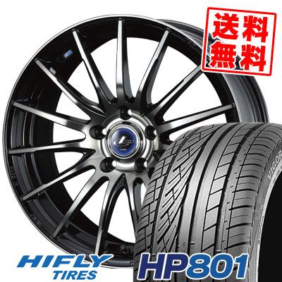 215/60R17 96H XL HIFLY ハイフライ HP801 HP801 weds LEONIS NAVIA 05 ウエッズ レオニス ナヴィア 05 サマータイヤホイール4本セット
