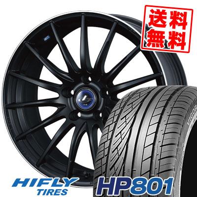 225/55R18 98V HIFLY ハイフライ HP801 HP801 weds LEONIS NAVIA 05 ウエッズ レオニス ナヴィア 05 サマータイヤホイール4本セット