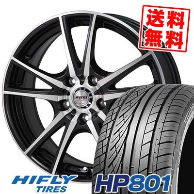 235/60R18 107V XL HIFLY ハイフライ HP801 HP801 JP STYLE Vogel JPスタイル ヴォーゲル サマータイヤホイール4本セット