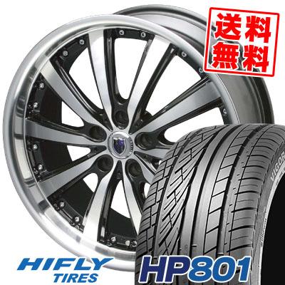 245/55R19 103V HIFLY ハイフライ HP801 HP801 STEINER VS-5 シュタイナー VS5 サマータイヤホイール4本セット