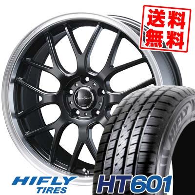 225/60R17 99H HIFLY ハイフライ HT601 エイチティー ロクマルイチ Eoro Sport Type 805 ユーロスポーツ タイプ805 サマータイヤホイール4本セット