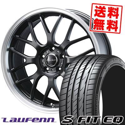 215/45R17 91W XL HANKOOK ハンコック LAUFENN S FIT EQ LK01 ラウフェン Sフィット EQ LK01 Eoro Sport Type 805 ユーロスポーツ タイプ805 サマータイヤホイール4本セット