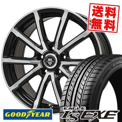 195/60R15 88H Goodyear グッドイヤー LS EXE LS エグゼ EXPLODE-BPV エクスプラウド BPV サマータイヤホイール4本セット