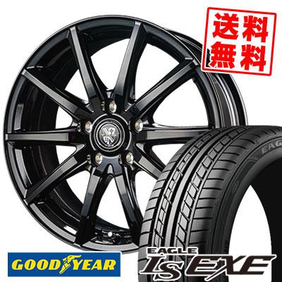 245/45R17 95W Goodyear グッドイヤー LS EXE LS エグゼ TRG-GB10 TRG GB10 サマータイヤホイール4本セット