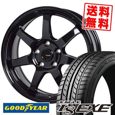 235/40R18 95W XL Goodyear グッドイヤー LS EXE LS エグゼ G.speed G-03 Gスピード G-03 サマータイヤホイール4本セット