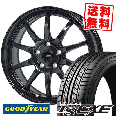 215/65R16 98H Goodyear グッドイヤー LS EXE LS エグゼ G.speed G-04 Gスピード G-04 サマータイヤホイール4本セット